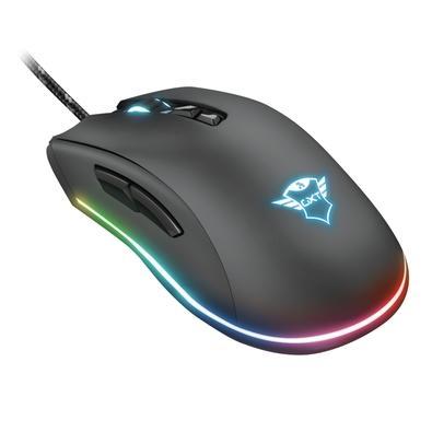 Mouse Gamer Trust GXT 900 Qudos, RGB, 7 Botões, 15000DPI - 23400