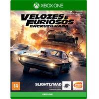 Game Velozes e Furiosos: Encruzilhada Xbox One
