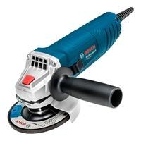 Esmerilhadeira Angular Bosch GWS 850, de 4 1/2´, 850W, 220V, Maleta Plástica - 06013775E0-000
