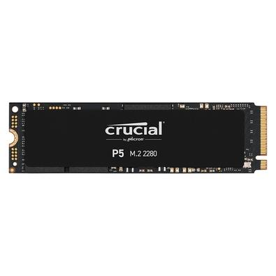 SSD Crucial P5, 250GB, M.2 NVMe, Leituras: 3400Mb/s e Gravações: 1400Mb/s - CT250P5SSD8