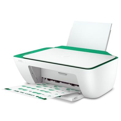 Multifuncional HP Deskjet Ink Advantage 2376, Jato de Tinta, Colorida, Bivolt - 7WQ02A