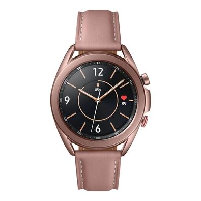 Smartwatch Samsung Galaxy Watch 3 41mm LTE, Aço Inoxidável, Mystic Bronze - SM-R855FZDPZTO