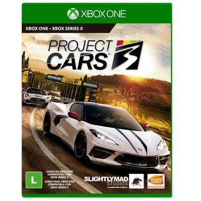 Game Project Cars 3 Xbox One