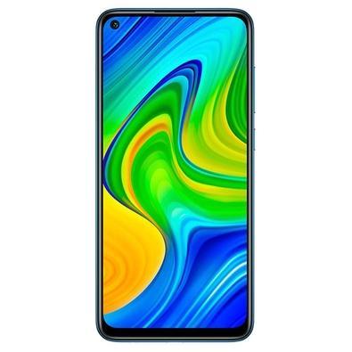 Smartphone Xiaomi Redmi Note 9, 128GB, 48MP, Tela 6.53´, Cinza Midnight Gray + Capa Protetora - CX296CIN