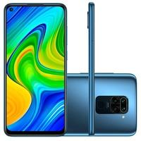 Smartphone Xiaomi Redmi Note 9, 128GB, 48MP, Tela 6.53´, Cinza Midnight Gray + Capa Protetora - CX296CIN