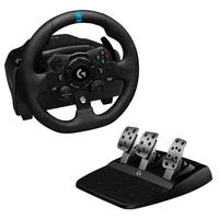 Volante Logitech G923, Xbox Series X, Xbox One, PC com Force Feedback TRUEFORCE - 941-000157