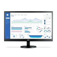 Monitor AOC LED 21.5´, FULL HD, Altura Ajustável - E2270SWHEN