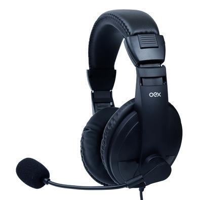 Headset Oex Call Pro, USB - HS102