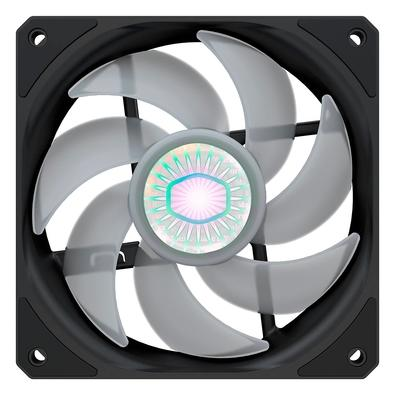 Cooler FAN Cooler Master SickleFlow, 120mm, LED Azul - MFX-B2DN-18NPB-R1