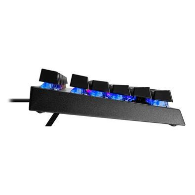Teclado Mecânico Gamer Cooler Master CK350, RGB, Switches Outemu Brown, US - CK-350-KKOM1-US