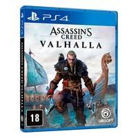 Jogo Assassin´s Creed Valhalla PS4