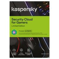 Antivírus Kaspersky Security Cloud for Gamers Limited Edition, Digital para Download - KL1923KDCFS