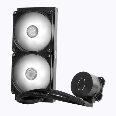 Water Cooler Cooler Master Masterliquid ML240L V2, 240mm, LED White - MLW-D24M-A18PW-R2