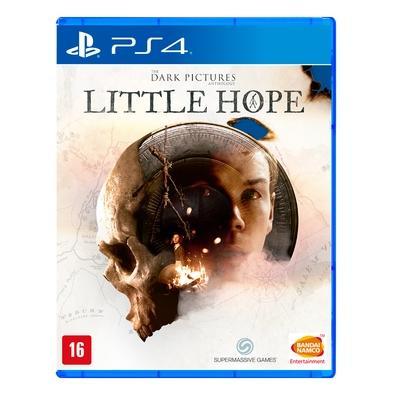 Jogo The Dark Pictures Anthology: Little Hope - Playstation 4 - Bandai Namco Games