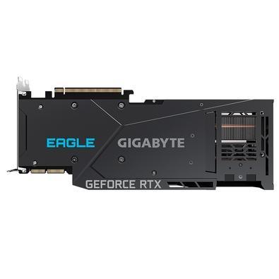 Placa de Vídeo Gigabyte NVIDIA GeForce RTX 3090 Eagle OC, 24gb, GDDR6X -GV-N3090EAGLEOC-24GD