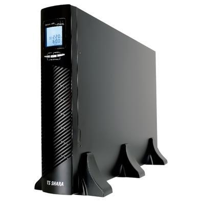 Nobreak TS Shara UPS Senno ST Rack 3KVA, 2U, 115V, 6x Baterias Internas de 9AH - 6803