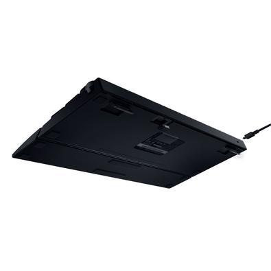 Teclado Sem Fio Mecânico Gamer Razer BlackWidow V3 Pro, Chroma, Razer Switch Green, US - RZ03-03530200-R3U1