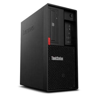 Desktop Lenovo Workstation P330 30d0000nbr E-2174g 3.80ghz 16gb 256gb Quadro P620 Windows 10 Pro Sem Monitor