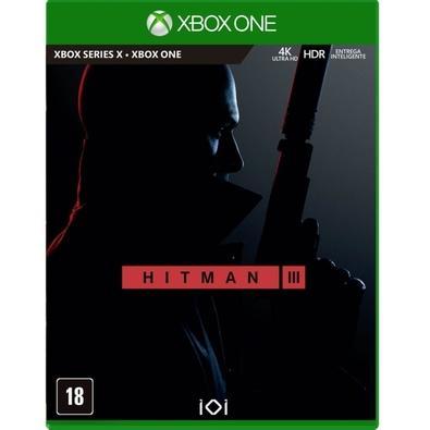 Jogo Hitman 3 - Xbox One - Square Enix