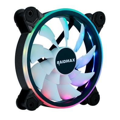 Cooler FAN Raidmax ARGB, 120mm - NV-T120FB