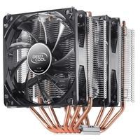 Cooler para Processador DeepCool NEPTWIN V2, LED Azul, AMD/Intel, 120mm - DP-MCH6-NT-NTAM4