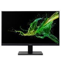 Monitor Acer V277 27´ FHD(1920x1080), LED, IPS, 75Hz, Entrada: HDMI/VGA, Antirreflexo, AcerVisionCare, ZeroFrame, Preto - UM.HV7AA.006