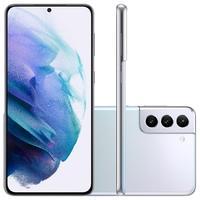 Smartphone Samsung Galaxy S21+ 5G, 256GB, RAM 8GB, Octa-Core, Câmera Tripla, Prata - SM-G996BZSSZTO