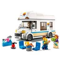 LEGO City - Trailer de Férias, 190 Peças - 60283