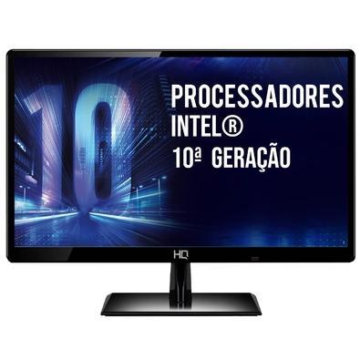 Computador Skill Completo, Intel Core i3 10100, Monitor 21.5'', 8GB DDR4, SSD 240GB