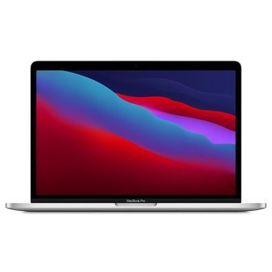 MacBook Pro Retina Apple M1 13.3´, 256GB, 8GB, Touch ID, Touch Bar, Prata - MYDA2BZ/A