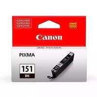Cartucho de Tinta Canon CLI-151 BK, 7 ml - 6528B001AA
