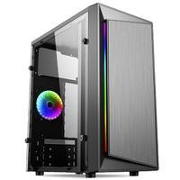 Computador Gamer Skill com Processador AMD Ryzen 5 3400G 4.2GHz, Radeon RX Vega 11, 16GB DDR4, SSD 240GB, Linux - 42343