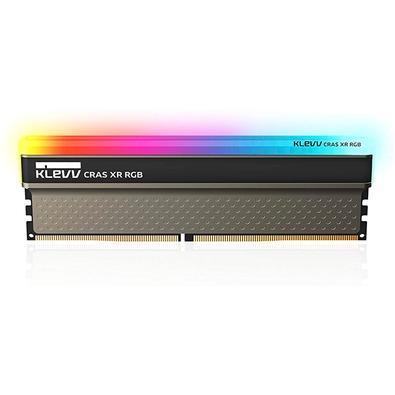 Memória KLEVV CRAS XR RGB 16GGB, 3600MHz, DDR4 - KD4AGU880-36A180Y
