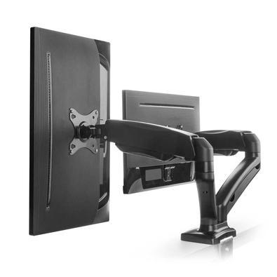 Suporte de Mesa Articulado Multivisão para 2x Monitores de 13´ Até 27´ - MT-DUO