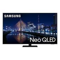 Smart TV Samsung 85´ 4K Neo QLED 85QN85A, Mini Led, 120hz, Processador IA, Tela Infinita, Design Slim, Alexa Built In - QN85QN85AAGXZD