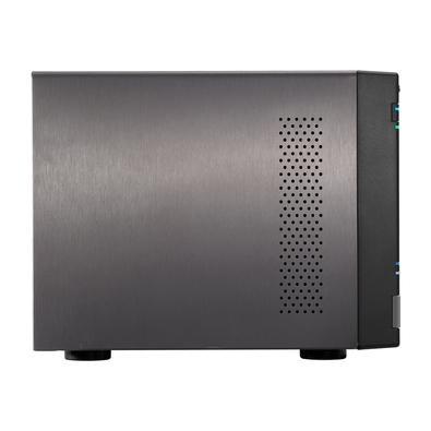 Unidade de Expansão Storage NAS Asustor, 4x Baias, 1x USB 3.0 Type B - AS6004U