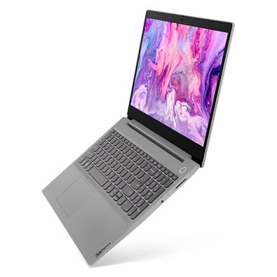 Notebook Lenovo Ideapad 3i Intel Core i5-10210U, UHD Graphics, 8GB RAM, 256GB SSD, 15,6´, Windows 10, Prata - 82BS0005BR