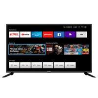 Smart TV Britânia 42´ LED Full HD, 3x HDMI, com Wi..