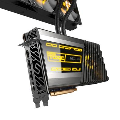 Placa de Vídeo Sapphire TOXIC AMD Radeon RX 6900 XT Extreme Edition, 16 Gbps, 16GB GDDR6, HDMI/3xDP, RDNA 2 Architecture - 11308-08-20G