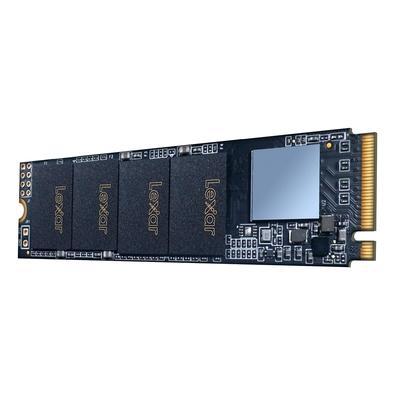 SSD Lexar LNM610 1TB NVMe M.2 2280, Leitura: 2100MB/s e Gravação: 1600MB/s - LNM610-1TRB