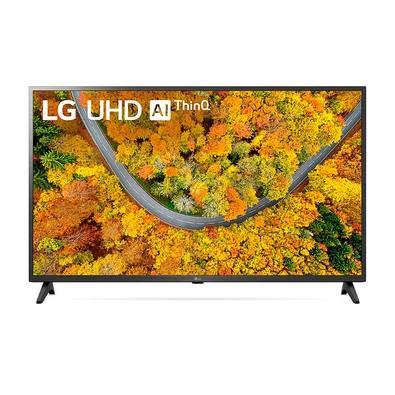Smart TV LG 43´ 4K UHD 43UP7500, com WiFi e Bluetooth, HDR, ThinQAI Compatível com Inteligência Artificial - 43UP7500PSF