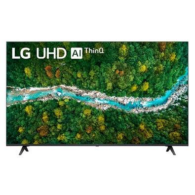 Smart TV LG 65´ 4K UHD 65UP7750, com WiFi e Bluetooth, HDR, Inteligência Artificial, ThinQ Smart Magic, Google Alexa - 65UP7750PSB