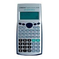 Calculadora Científica PROCALC, 403 Funções - SC991