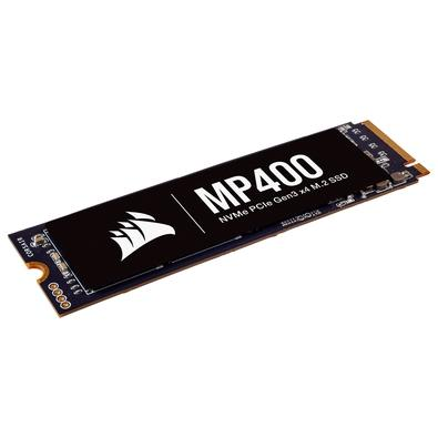 SSD Corsair MP400 1TB, NVMe PCIe M.2, Leitura 3480MB/s e Gravação 1880 MB/s - CSSD-F1000GBMP400R2