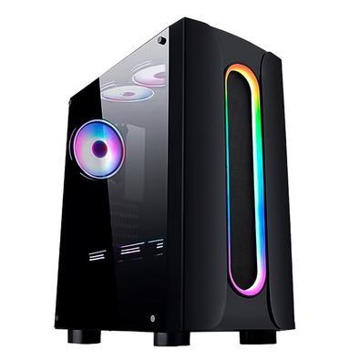 PC Gamer G-Fire AMD Athlon 3000G, Radeon RX570 4GB, 8GB, DDR4, SSD 240GB, RGB, Windows 10, Preto - HTGW-R735
