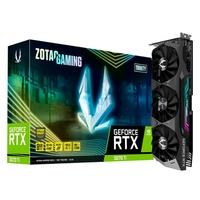 Placa de Vídeo Zotac NVIDIA GeForce RTX 3070 Ti TRINITY LHR, 19 Gbps, 8GB GDDR6X, Ray Tracing, DLSS, RGB - ZT-A30710D-10P