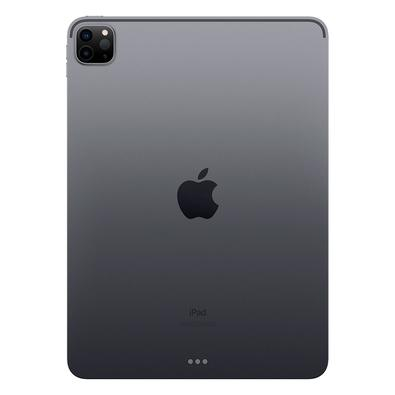 Ipad Pro Apple, Tela 11, WiFi, 4G, 256GB, USB-C, Gravação de vídeo 4K, Cinza Espacial - MXE42BZ/A