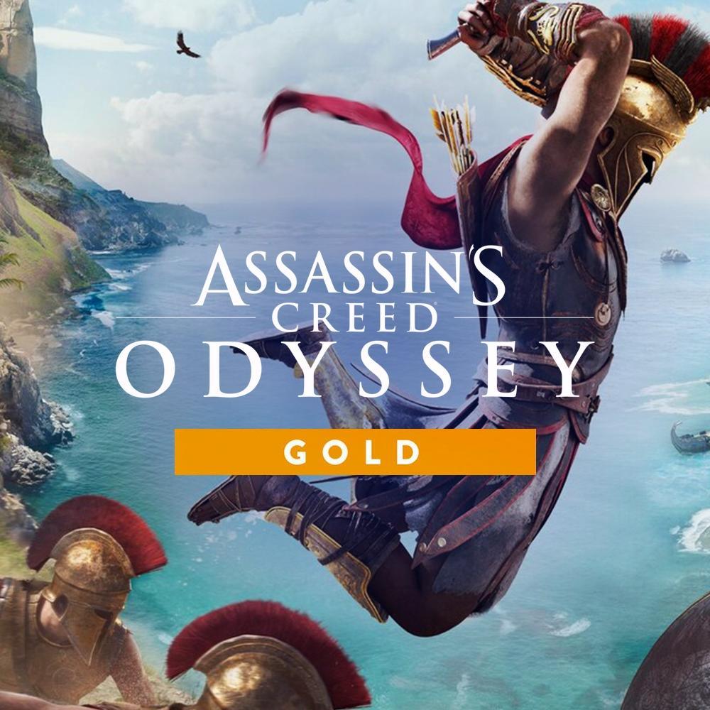 Gift Card Assassin's creed Odyssey Gold - Produto Digital