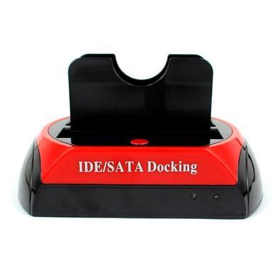 Dock Station Empire p/ 2 HD´s SATA 2.5´/3.5´, USB 3.0 - 1263