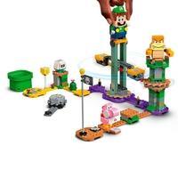 LEGO Super Mario - Pack Inicial - Aventuras com Luigi, 280 Peças - 71387